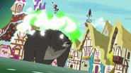 S07E17 Zamiana Thoraxa w niedźwiedzia