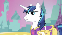 Shining Armor your foal sitter S2E25
