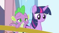 """Spike """"hello, gawgeous"""" S4E24"""