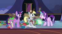"Starlight ""invited me to the annual Sunset Festival!"" S6E25"