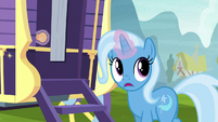 "Trixie ""farther than my usual route"" S8E19"