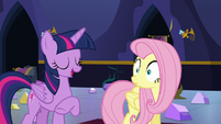 """Twilight """"the seven-volume cross-indexed history of Yakyakistan I recommended?"""" S5E11"""