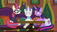 "Twilight Sparkle ""forced to leave?"" S9E5"