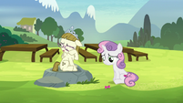 Zipporwhill starts to cry S7E6