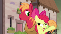 """Apple Bloom """"does Sugar Belle even know you like her?"""" S7E8"""