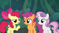 "Apple Bloom ""used to stuff like this"" S9E23"