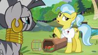 "Dr. Fauna ""speaking of surprises"" S9E18"