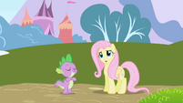 Fluttershy -That's just so incredibly wonderful- S01E01