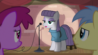 """Maud Pie """"picking stuff up with our teeth"""" S8E3"""