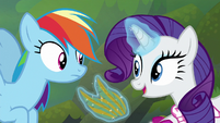 """Rarity """"I have the perfect solution"""" S8E17"""