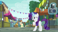 """Rarity """"actually just kind of excited"""" S6E3"""
