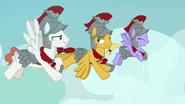 S07E16 Flash Magnus leci ze swoimi przyjaciółmi