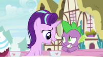 """Starlight """"wanted to get out of the castle"""" S7E15"""