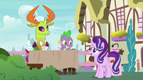 """Starlight Glimmer """"I'll leave you guys to it"""" S7E15"""