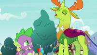Thorax -my friend Ember is helping me- S7E15
