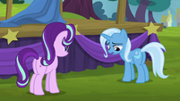 Trixie sighing sadly S6E6
