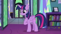 Twilight -I had good friends in Canterlot- S5E12