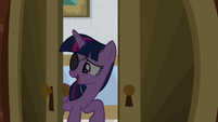 Twilight sneaks into Flim and Flam's office S8E16