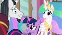 Twilight touched by Neighsay's words S8E26