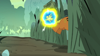 Cattail jumps back into the bushes S7E25