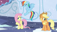 Fluttershy --don't think it's going to happen-- S6E2