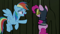 """Rainbow Dash """"it's super-easy 'cause I'm awesome"""" S7E11"""