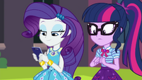 Rarity continues texting Timber Spruce CYOE3a