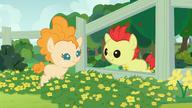 S07E13 Pierwsza rozmowa Pear Butter i Bright Macintosha