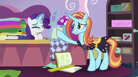 Sassy Saddles -you are good- S7E6