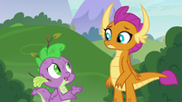"""Spike """"I'm so confused"""" S8E24"""