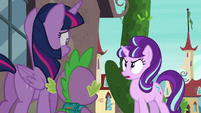 Starlight --Not everypony's lucky enough....-- S5E26