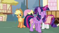 Twilight -used to set these up for me- S5E19