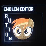 FANMADE Button Mash Black Ops 2 Emblem