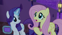"""Fluttershy """"before we go and do it"""" S9E17"""
