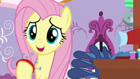 """Fluttershy """"how grateful you are"""" S9E19"""