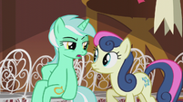 Lyra -you're not the only one with a secret- S5E9