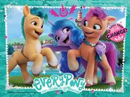 MLP A New Generation 4-in-1 16-piece puzzle by Ravensburger