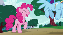 """Pinkie Pie """"it's been pretty funny!"""" S6E15"""