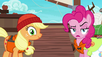 "Pinkie Pie sarcastic ""that sounds fun"" S6E22"