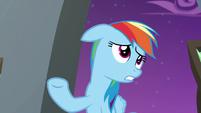 """Rainbow """"I'm finally a Wonderbolt"""" S6E7"""
