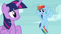 """Rainbow """"I'm sure you're right"""" S5E5"""