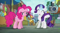 """Rarity """"she's going to absolutely love it!"""" S6E3"""