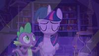Spike -Princess Celestia gave you an assignment- S5E12