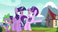 Starlight --...every part of Equestria-- S5E26