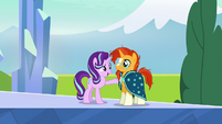 Starlight --I think you're the Crystal Empire's big important wizard-- S6E2