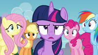 "Twilight ""Tirek may still be a threat"" S4E26"