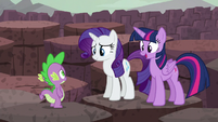 Twilight --we're staying to cheer you on!-- S6E5