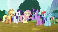 Twilight -we can't just march up there- S8E18