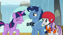 Twilight Sparkle -it's a totally successful vacation- S7E22