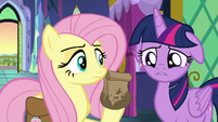 Twilight Sparkle sad and disappointed S7E20